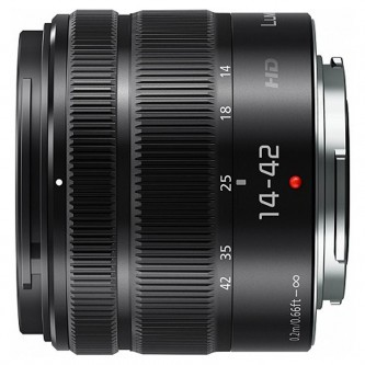 Panasonic Lumix 14-42mm f/3,5-5,6 II ASPH
