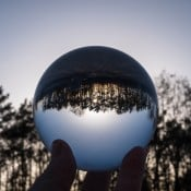 Rollei Lensballs 60mm glaskugle