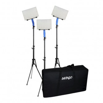 LEDGO B560 3kit+T Portable LED light 3-kit