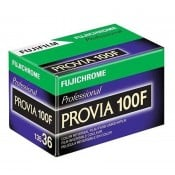 Fujichrome provia 100F RDP III 135/36
