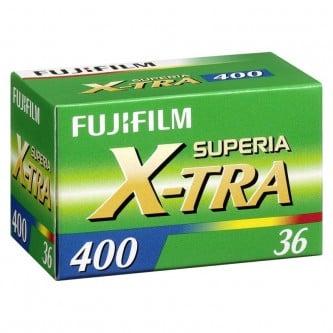 Fuji Superia 400 135-36 X-tra