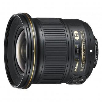 Nikkor AF-S 20mm f/1,8 G ED