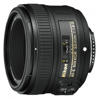 Nikkor AF-S 50mm 1,8 G
