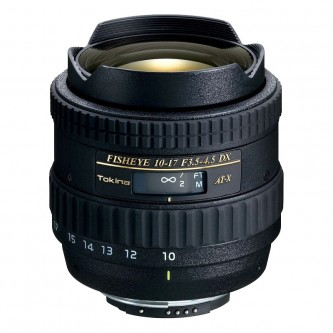 Tokina AT-X DX 10-17mm Canon