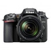 Nikon D7500 m/18-140mm VR