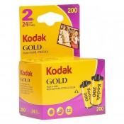 Kodak Gold 200 135-36 2 pak