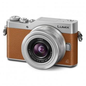 Panasonic Lumix GX800 m/12-23mm brun