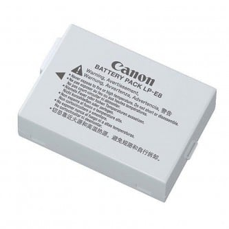 Canon LP-E8 Batteri