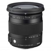 Sigma 17-70mm f/2,8-4,5 DC HSM Nikon