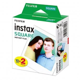 Fuji Instax Square film 2x10