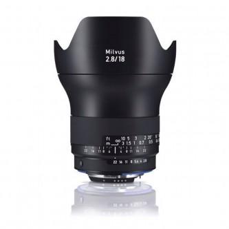Carl Zeiss Milvus 18mm f/2.8 Canon EF