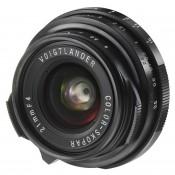 Voigtländer Color_Skopar 21mm f/4,0 P-Type, Black