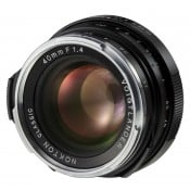 Voigtländer Nokton 40mm f/1,4 M.C. Black