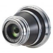 Voigtlânder Heliar 50mm f/3.4 sort/sølv