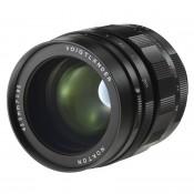 Voigtländer Nokton 42,5mm f/0,95 MTF black