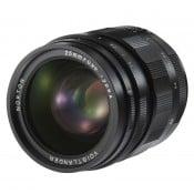 Voigtlander Nokton 25 mm f/0,95 II MTF Black