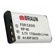BRAUN B164 3,7/1700 NP90 CASIO