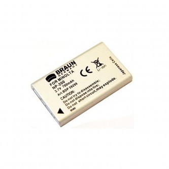 Braun B90 3,7/900 NMP200 Minolta