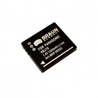 Braun B112 7,4/1320 PVBJ10 Panasonic