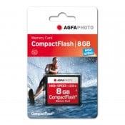 Agfa CF 8GB 120x MLC