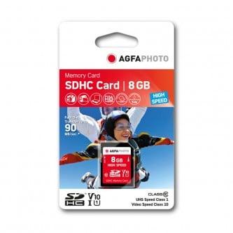 Agfa SDHC class10 8GB