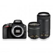 Nikon D3500 + AF-P 18-55mm + AF-P 70-300mm