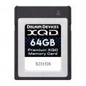 Delkin XQD 2933X - R440/W400 64 GB