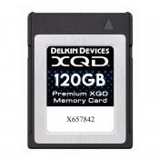 Delkin XQD 2933X - R440/W400 120 GB