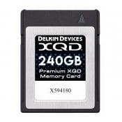 Delkin XQD 2933X - R440/W400 240 GB