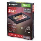 "Integral P Series 4 Sata III 2.5"" SSD 960 GB"