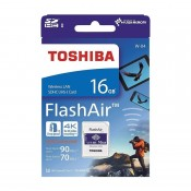 Toshiba Flash Air SDHC 16 GB