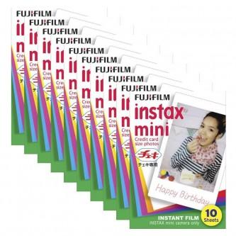 Fuji Instax Mini Film 10x10 film