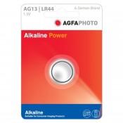 Agfa LR44 knapcelle batteri