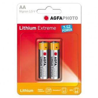 AGFA LITHIUM EXTREME 2 X AA