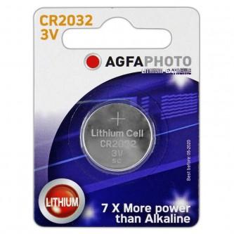 AGFA CR-2032 KNAPCELLE BATTERI