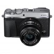 Fujifilm X-E3 23mm f/2 sølv