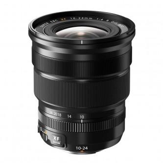 Fujinon XF 10-24mm f/4,0 OIS sort