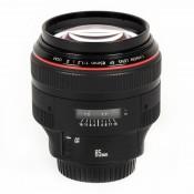 Canon EF 85mm 1,2L II
