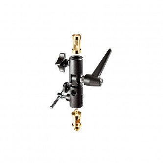 Manfrotto 026 Lite Tite Swivel + paraply holder