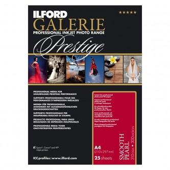 Ilford Galerie Prestige Smooth Pearl, 25 ark A3