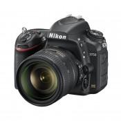Nikon D750 m/24-85mm VR objektiv
