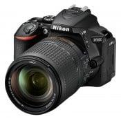 Nikon D5600 m/18-140mm f/3.5-5.6 VR