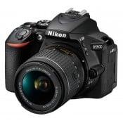 Nikon D5600 m/18-55mm VR AF-P
