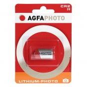 Agfa CR2 3 Volt Lithium batteri