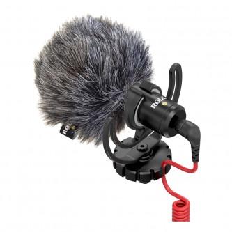 Røde Video Mikrofon Micro kompakt letvægt