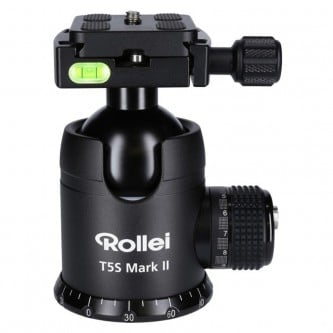 Rollei T5S mark II Ball head