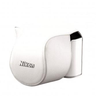 Nikon Kamera- og objektivovertræk hvid