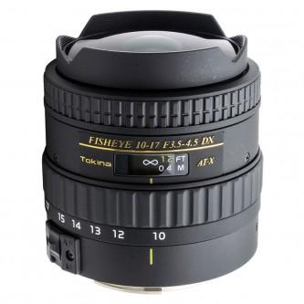 Tokina AT X107 AF DX 10-17 mm F/3.5-4.5 Nikon