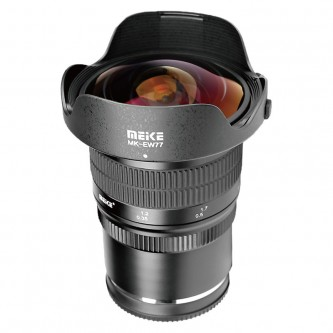 Meike MK-8mm f/3,5 fisheye, Nikon F