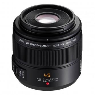 Panasonic G 45 mm f/2,8 objektiv